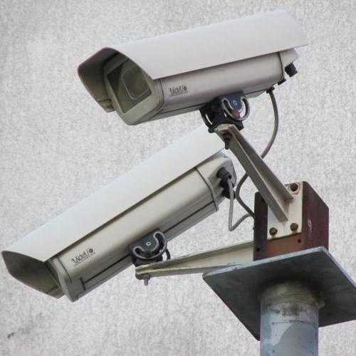 vidéo surveillance extérieure